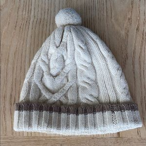 Brooks Brothers cashmere blend hat